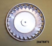 Blower Fan Exhaust With Screw Set, L60,73 B14-B02