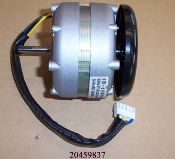 Blower Motor, OM-22 Reverse Thread B17-B01