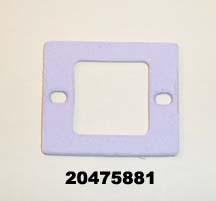 Gasket Mica Window, All Models A01-C02