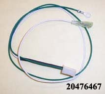 WH Empty Burning Lead Wire, BS36UFF, OM-148 C03-C06