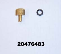 WH Water Supply Bleed Screw BS36UFF, OM-148 A02-A06