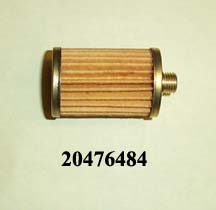 WH Fuel Filter Cartridge, (A) Threaded B15-A06